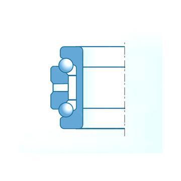 234409 ISO Упорные шарикоподшипники