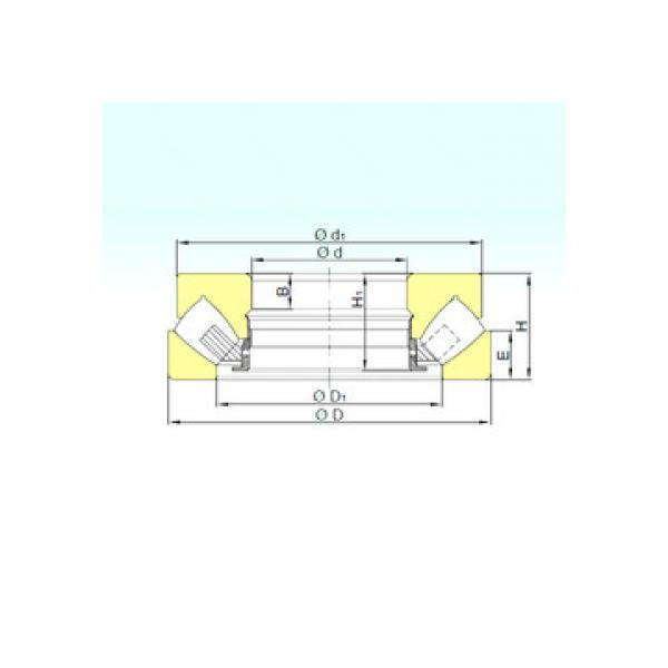 AXW 30 + AXK 3047 SKF Упорные роликовые подшипники
